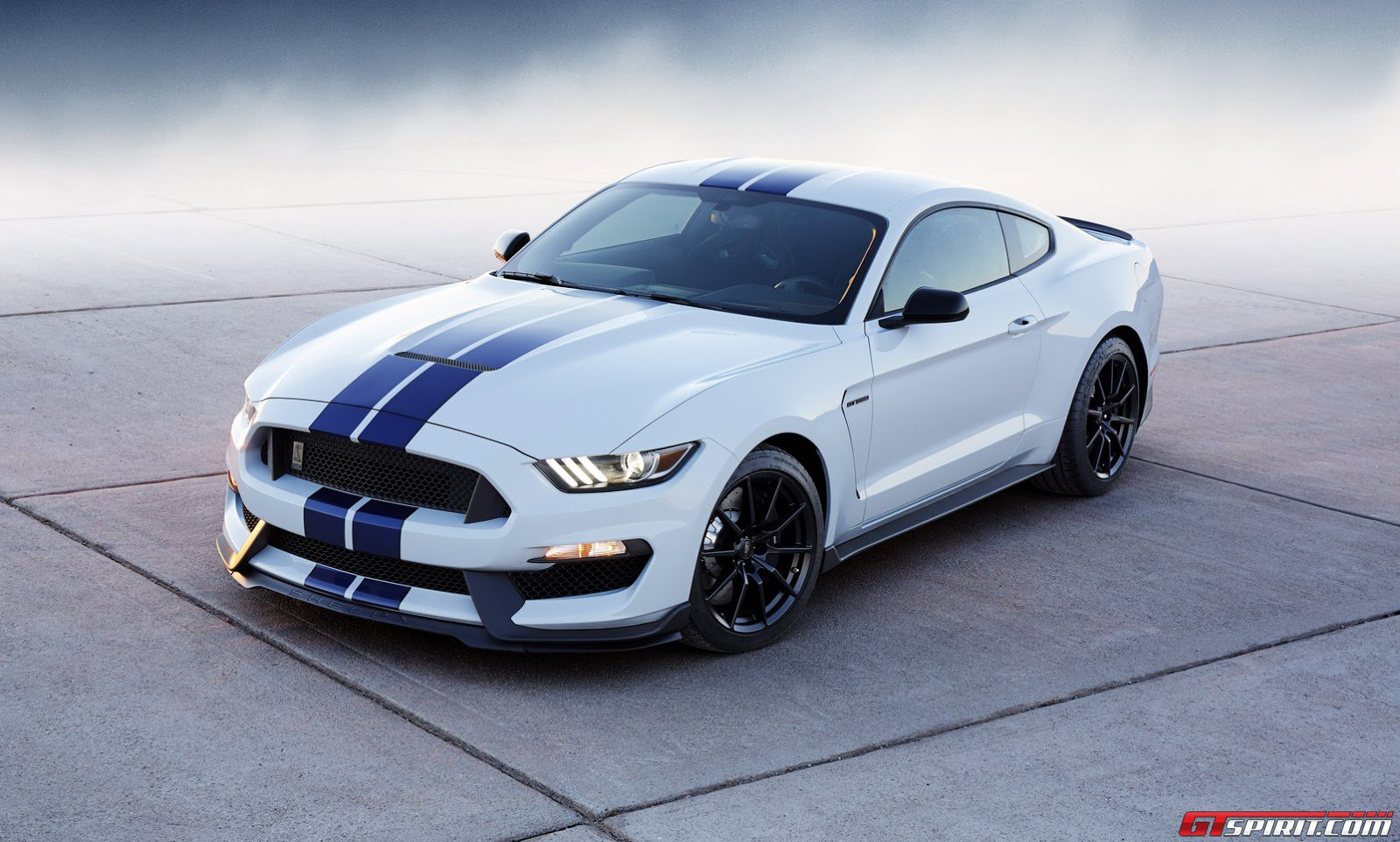 Model First Ford Mustang Shelby GT350 To Be Auctioned In January