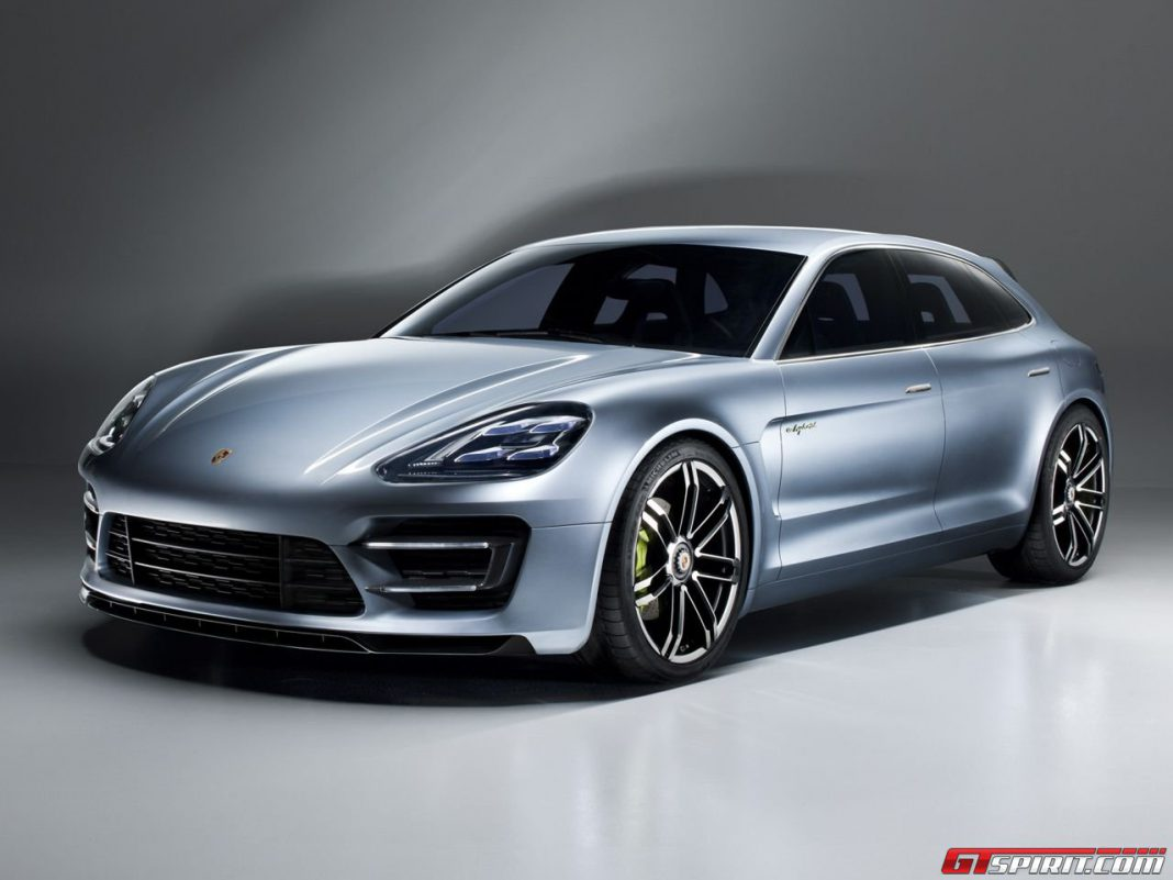 Porsche Denies Plans for Tesla Model S Rival
