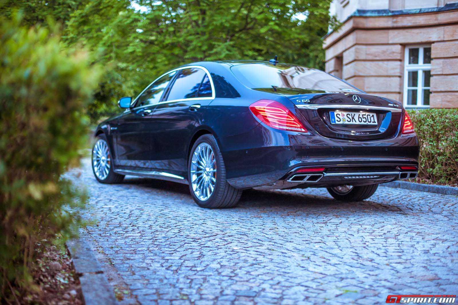 2015 mercedes benz s65 amg review gtspirit for Mercedes benz amg s65