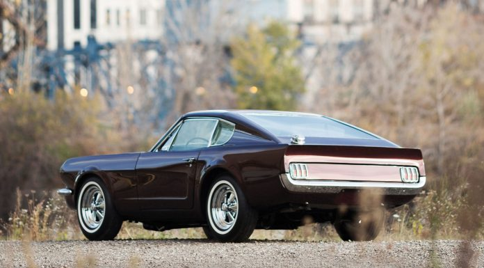 1964 Ford Mustang 'Shorty'