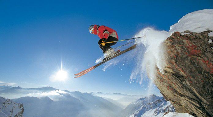 Sankt Anton am Arlberg Skiing