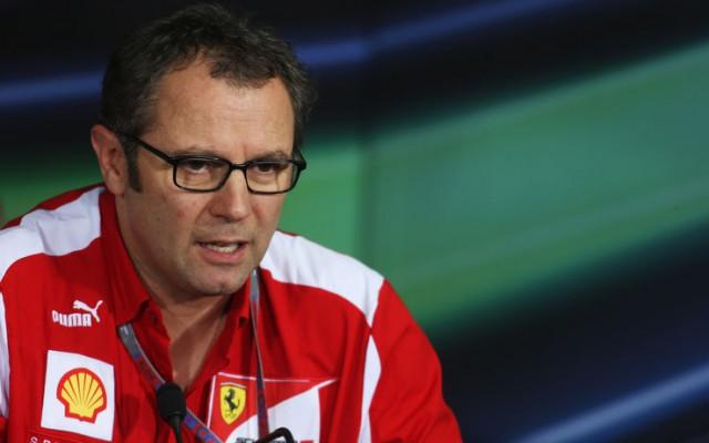 Stefano Domenicali FIA Single-Seater Commission