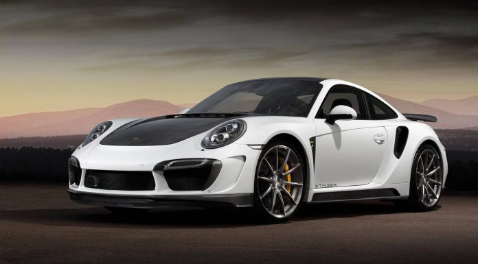 TopCar Porsche 911 Turbo S Stinger GTR
