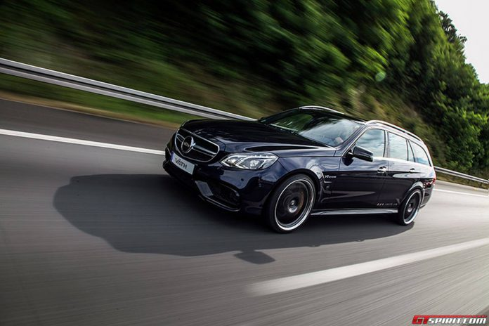 Mercedes-Benz E63 AMG S by Vath