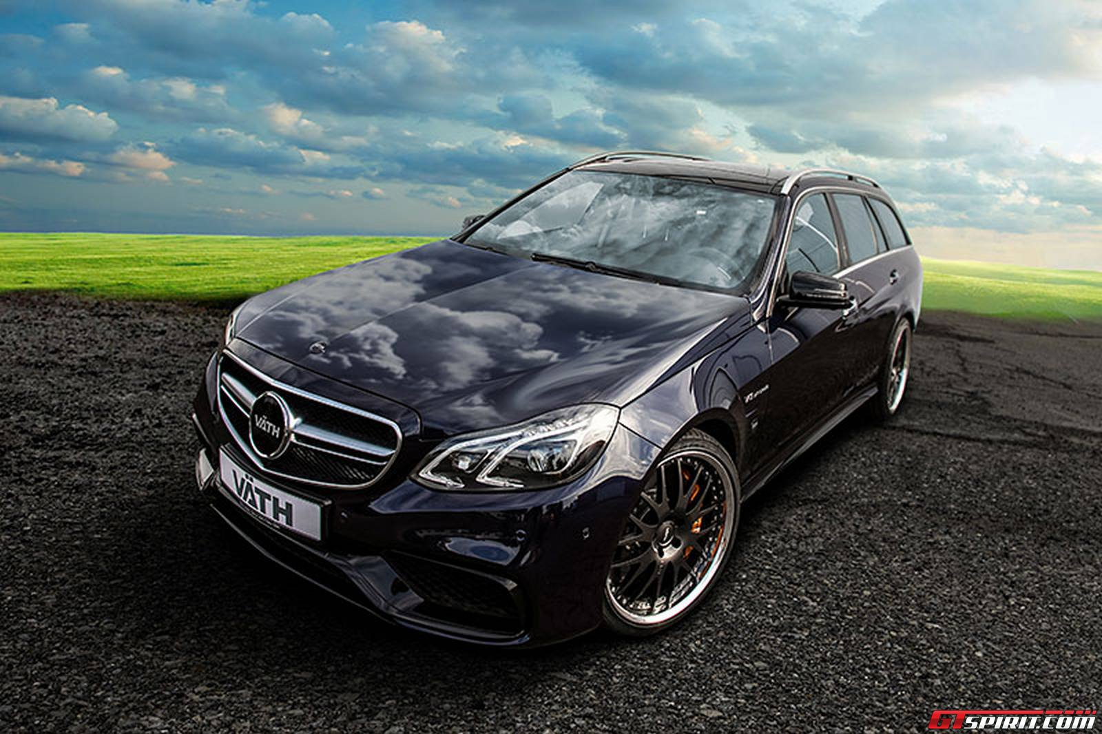 official mercedes benz e63 amg s by vath gtspirit. Black Bedroom Furniture Sets. Home Design Ideas