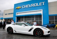 2015 Chevrolet Corvette dyno
