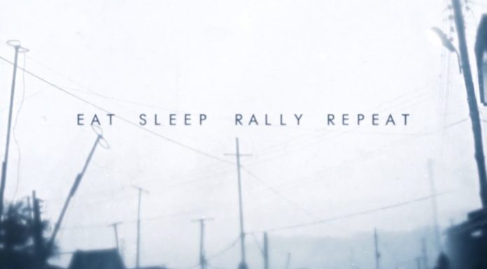 Video thumbnail for vimeo video Video: Eat Sleep Rally Repeat - The Movie