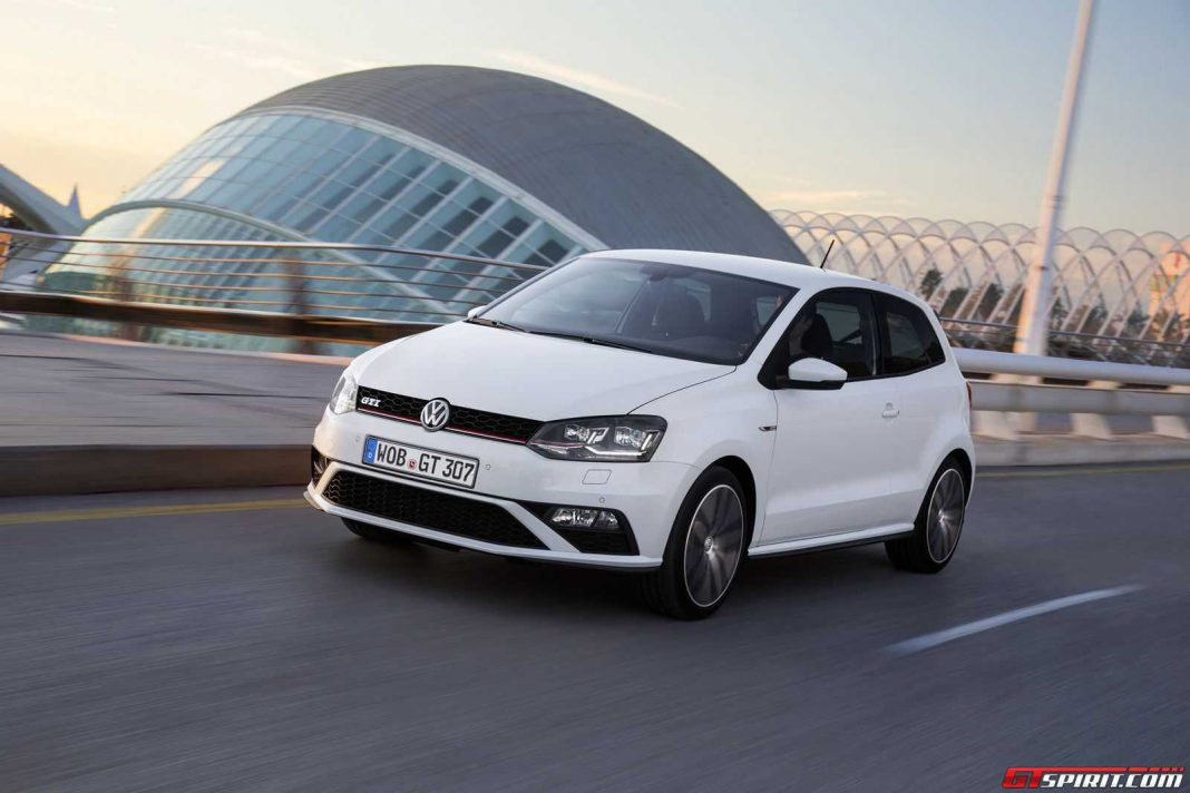 2015 volkswagen polo gti review gtspirit. Black Bedroom Furniture Sets. Home Design Ideas