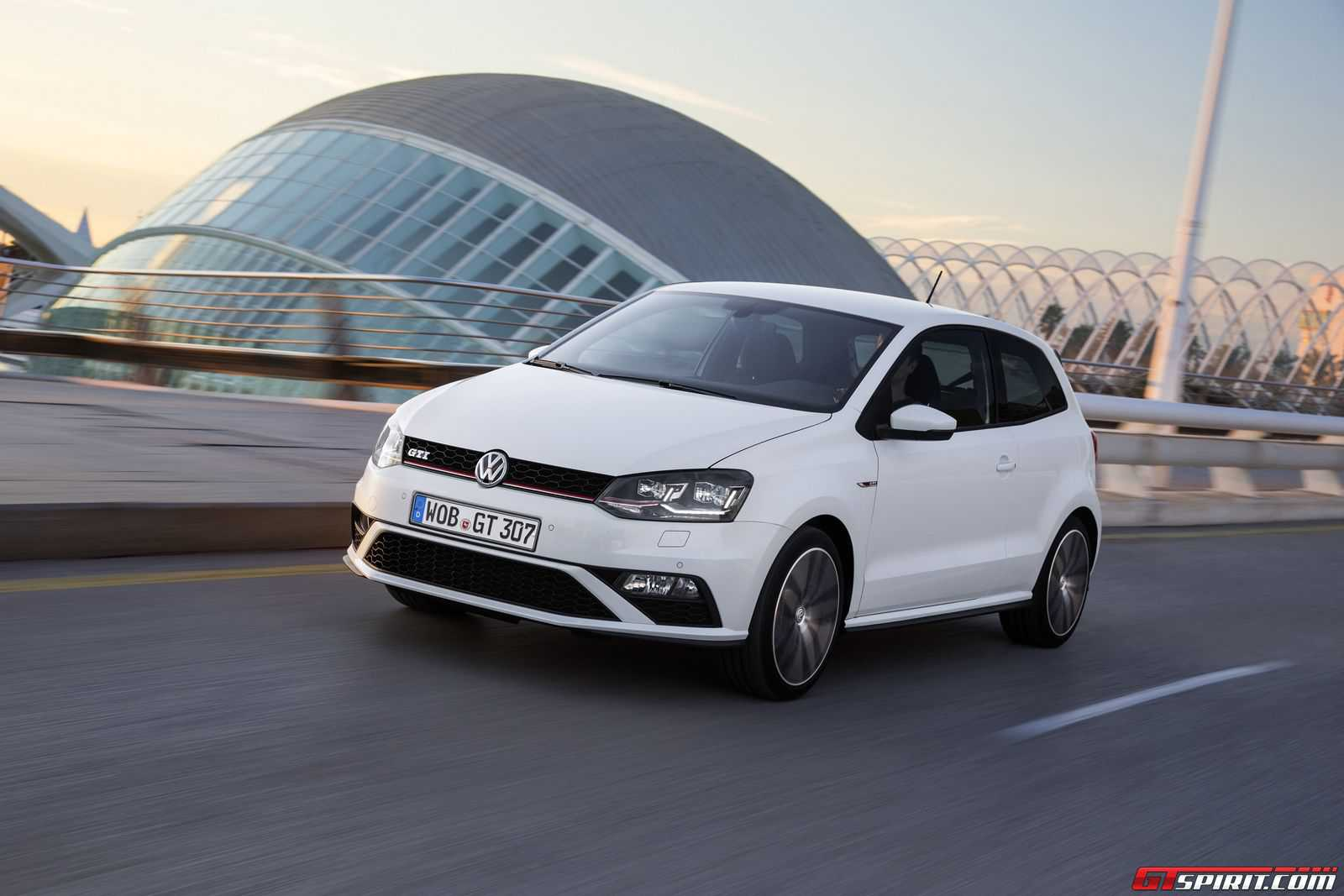 Volkswagen Polo Gti Review By Vw 14