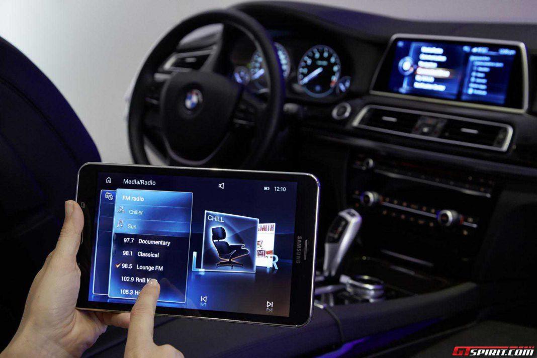 BMW CES 2015
