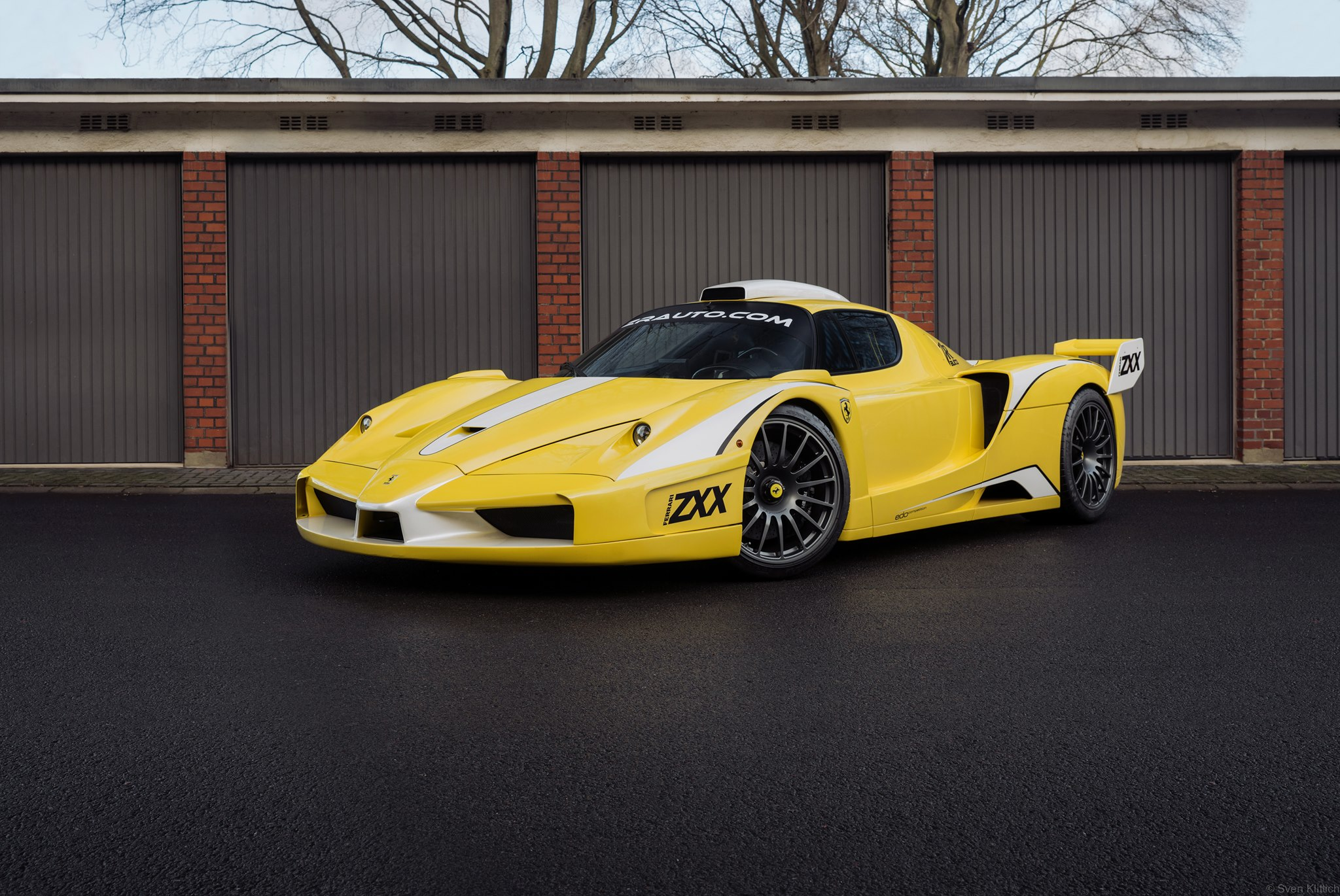 Zr Auto S Ferrari Enzo Zxx Returns To Edo Competition For Upgrades Gtspirit