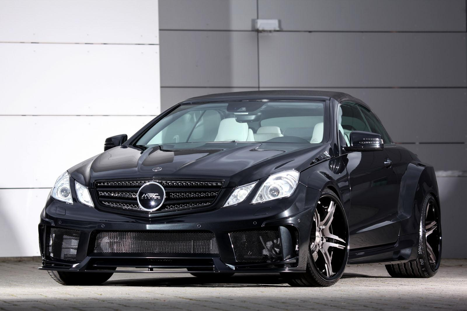 Official mec design mercedes benz e class gtspirit for Mercedes benz tuning