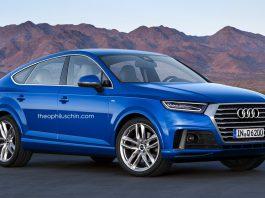 Audi Q6 concept coming to Frankfurt 2015