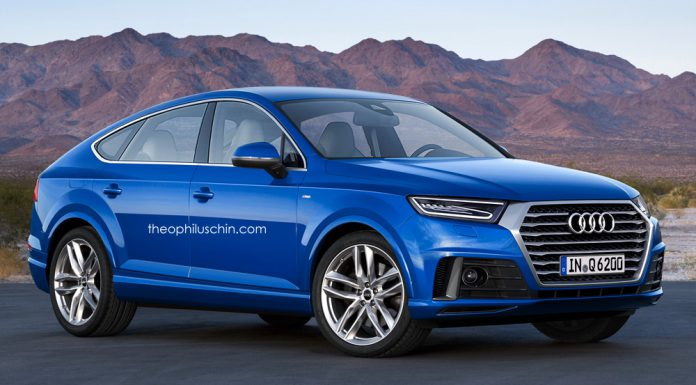 Audi Q6 concept coming to Frankfurt 2015