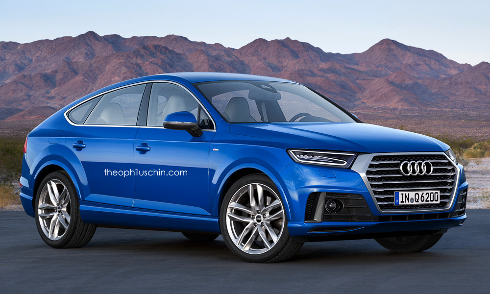 Electric Audi Q6 Concept Could Debut At Frankfurt 2015
