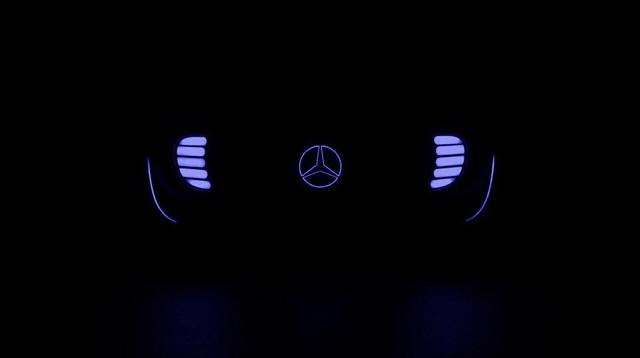 Mercedes-Benz CES 2015 Concept