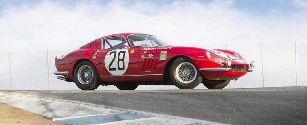 1966 Ferrari 275 GTB Competizione Auctions for $ 9,405,000