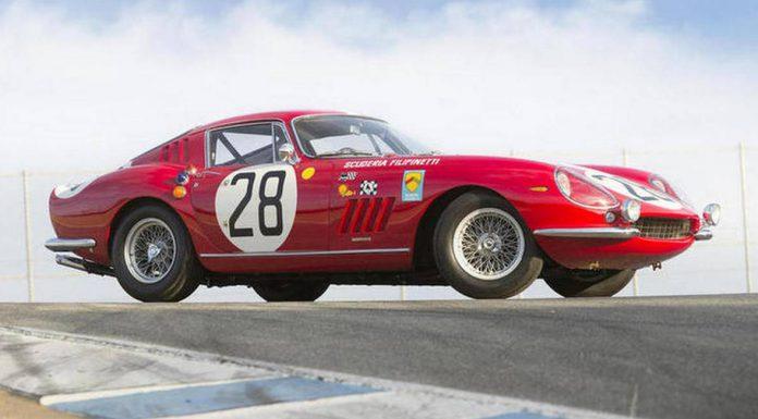 1966 Ferrari 275 GTB Competizione (1)