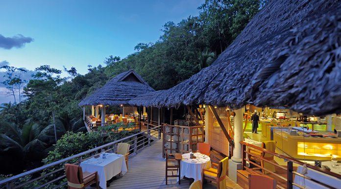Lemuria Seychelles Restaurant