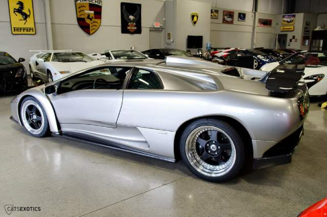 For Sale: 1 of Only 4 Lamborghini Diablo GT in the US