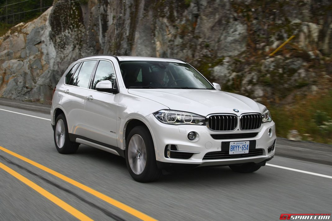 2017 Bmw X5 To Use New 7 Series Clar Platform Gtspirit