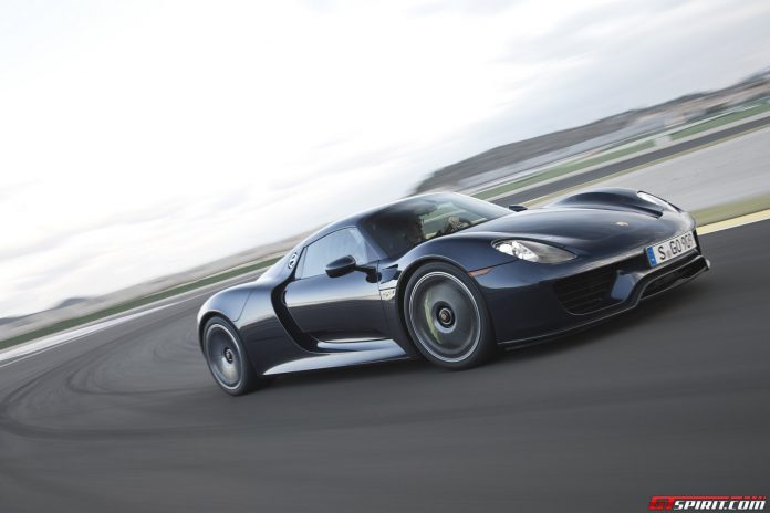 Discover the Innovations Behind the Porsche 918 Spyder