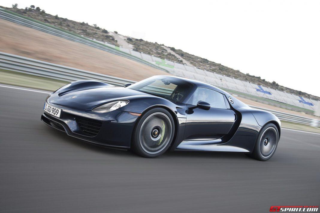 2014-Porsche-918-Spyder-Dark-Blue-Metalic