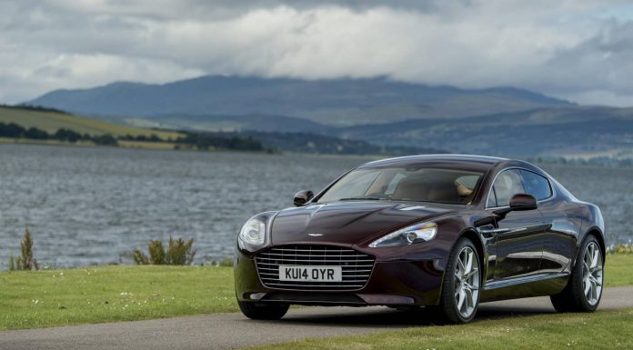 Aston Martin Launches New Limited Company in Japan