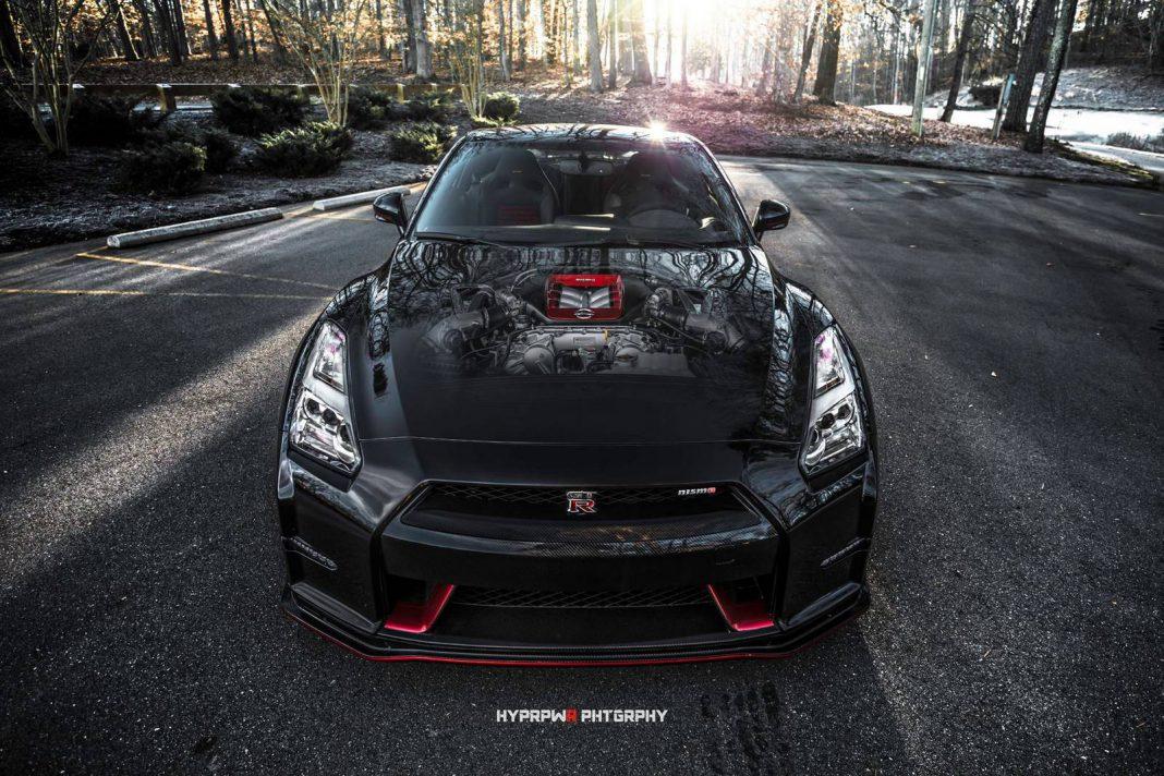 2015 Nissan GT-R NISMO!
