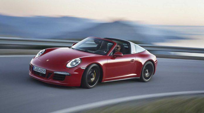 Porsche 911 going hybrid