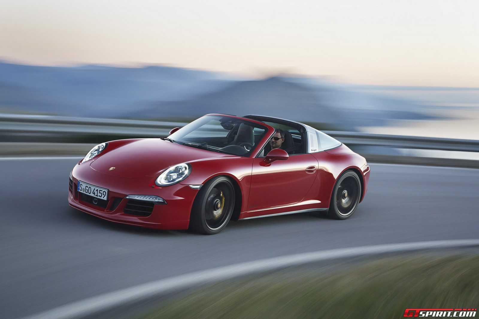 Official 2015 Porsche 911 Targa 4 Gts Gtspirit