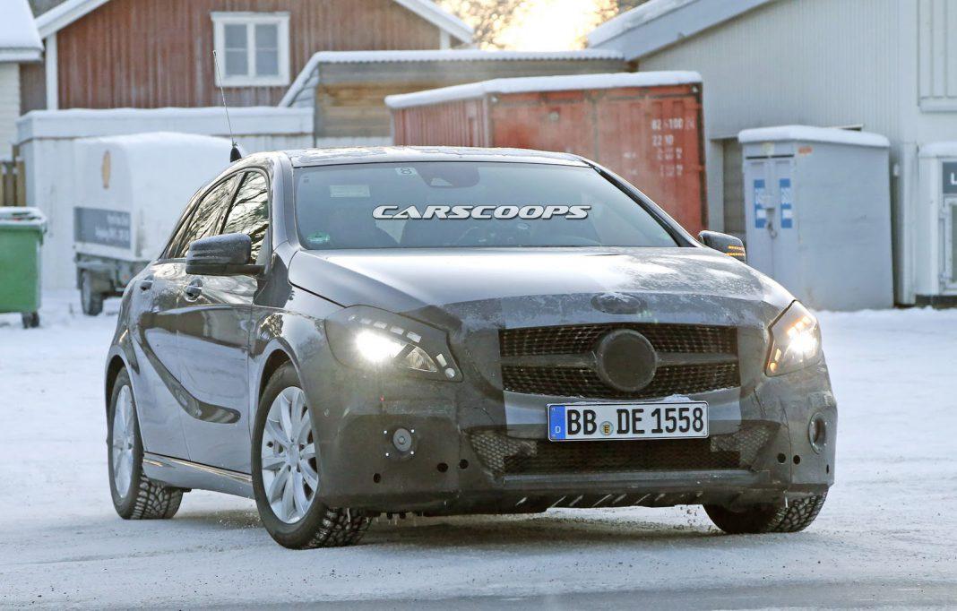 Mercedes-Benz A-Class Facelift