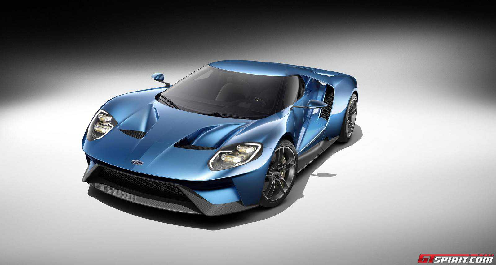 Official  Ford Gt