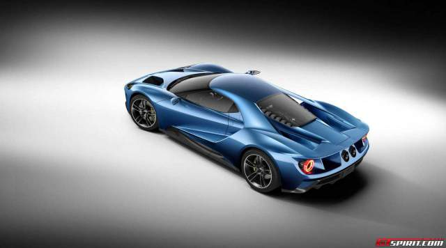 Official: 2016 Ford GT