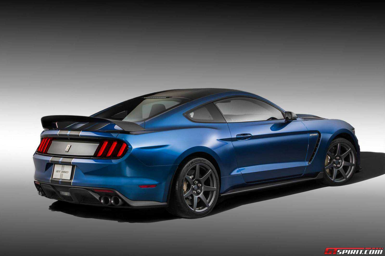 Official 2016 Ford Shelby Gt350r Mustang Gtspirit