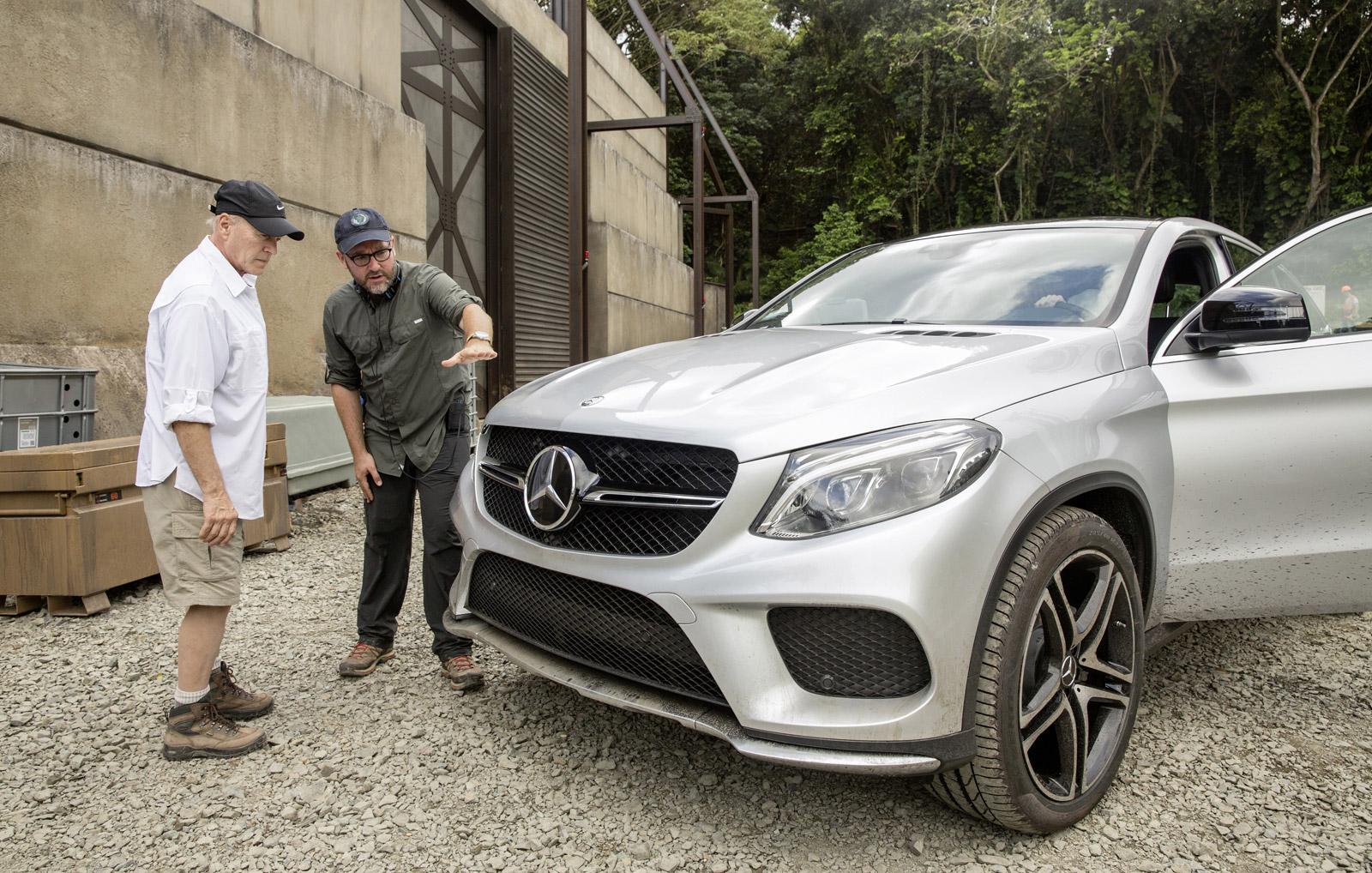 Mercedes GLE Coupe - luxury car