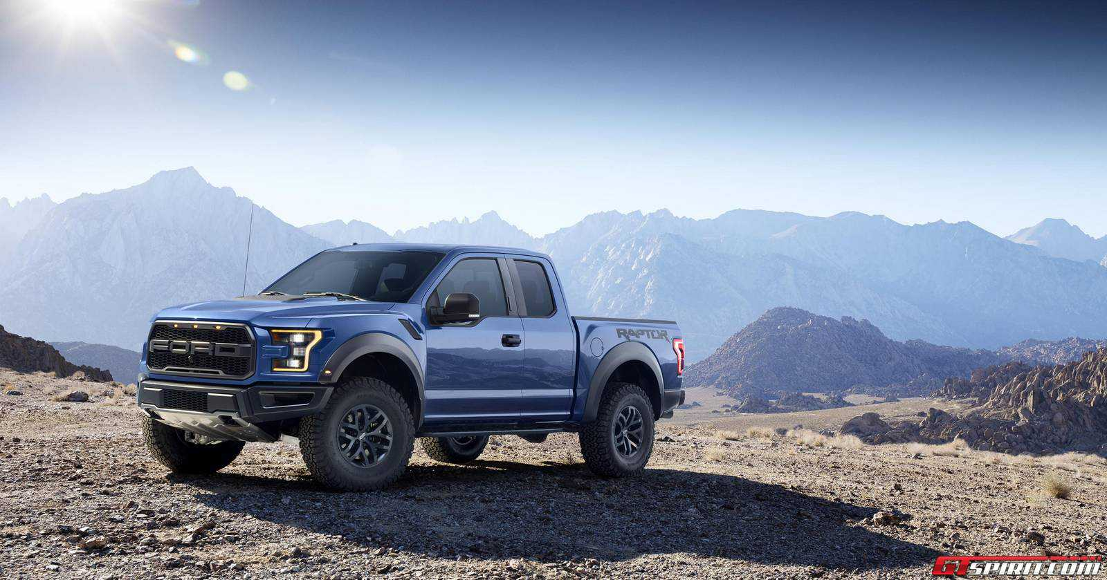 2017 ford f 150 raptor to deliver 450 hp gtspirit. Black Bedroom Furniture Sets. Home Design Ideas