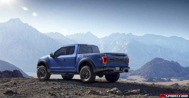 Official: 2017 Ford F-150 Raptor