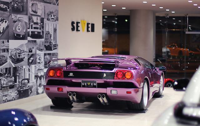 Rare Lamborghini Diablo Se30 For Sale Gtspirit
