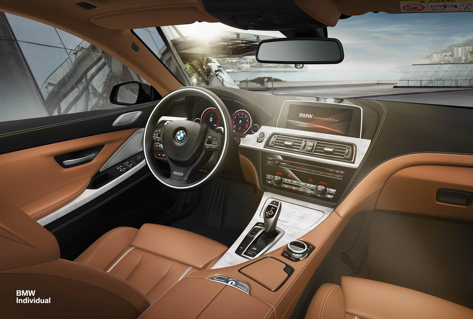 Facelifted BMW I Gran Coupe From BMW Individual GTspirit - 2015 bmw 650i coupe