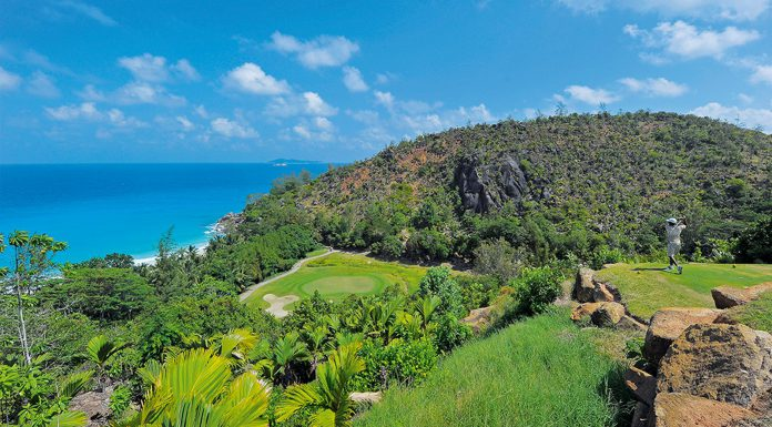 Lemuria Seychelles Golf Course