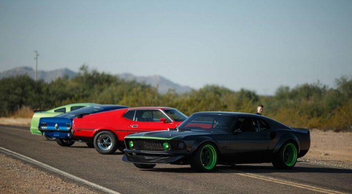 50 Years of Mustang with Vaughn Gittin Jr.