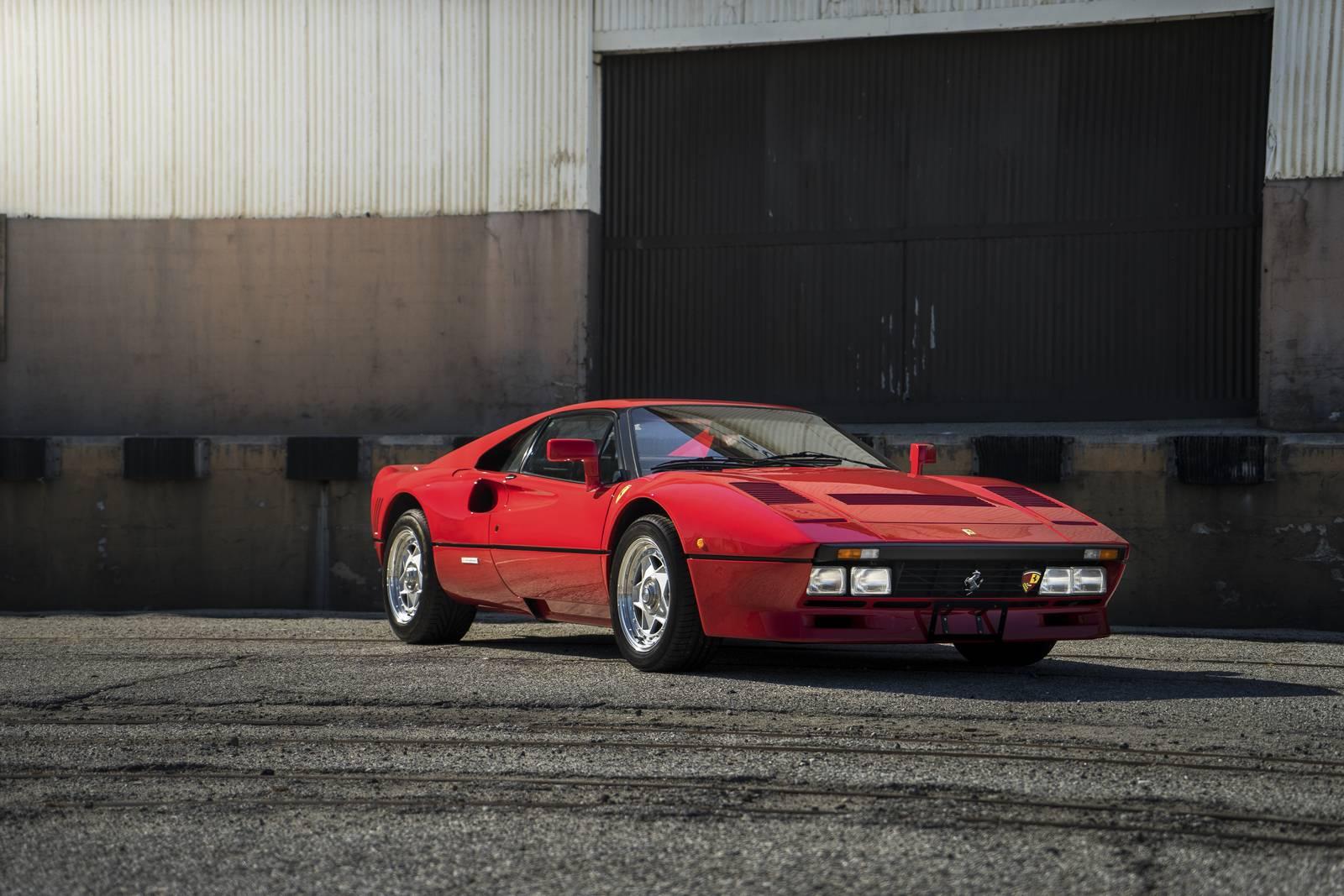 Ferrari 288 GTO Detailed Before RM Auctions Arizona
