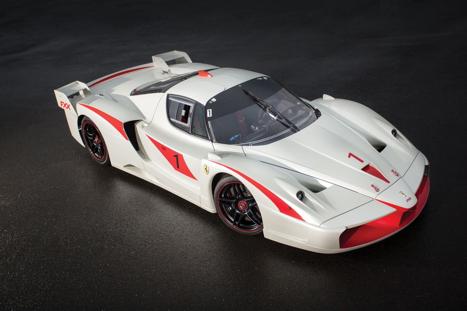 Miami Car Show >> Ferrari FXX Evoluzione Sells for $1.6 Million at Auction - GTspirit