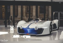 Alpine Vision GT Showcased at Festival Automobile Internation