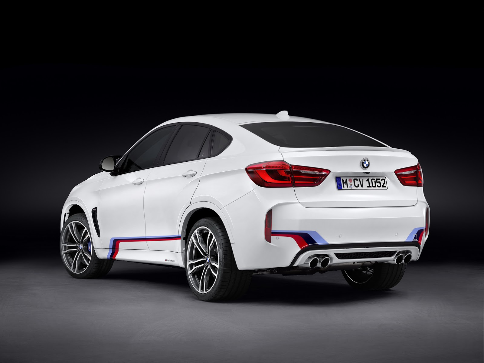 Bmw X5 M And X6 M With M Performance Parts Revealed Gtspirit