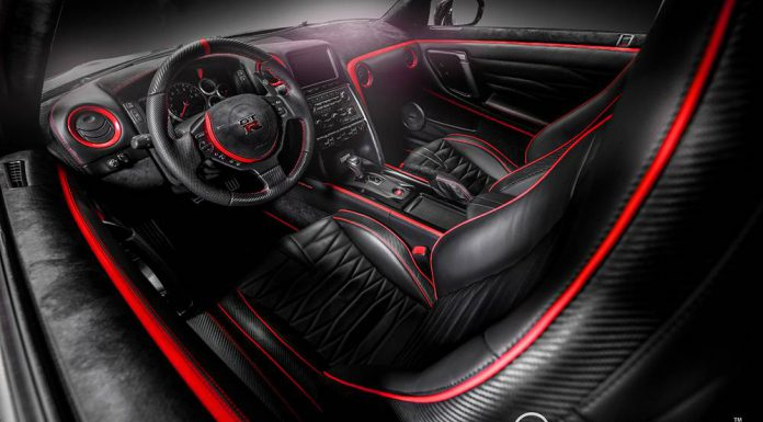 Carlex Design Crafts New Look in the Nissan GT-R