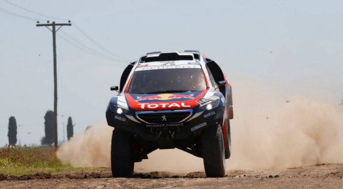 Dakar 2015: Stage 1 and 2 Highlights