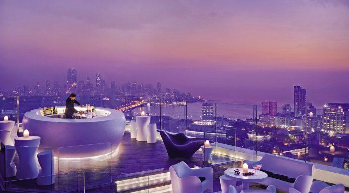 Four Seasons, Mumbai - Bar - AER