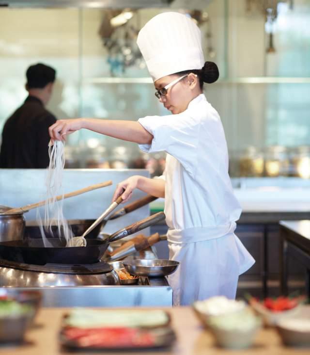 Four Seasons Mumbai Chef